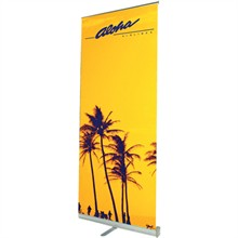 Economy Retractor™ Plus Banner Display Kit, 33-1/2""