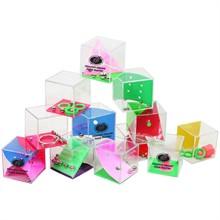 Acrylic Cube Puzzles