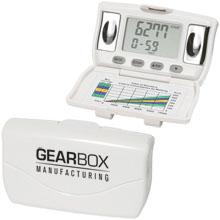 Body Fat & BMI Measurement Pedometer