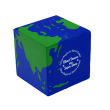 Earth Cube Stress Reliever