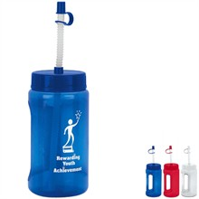 Handle Sport Bottle, 16oz., BPA Free