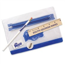 Notebook Mate School Kits II with Wooden Ruler