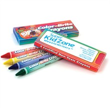 Four Pack Crayons