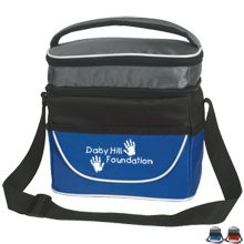 Atlantis Dual Compartment Lunch Bag - Free Set Up Charges!