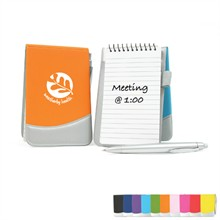 Xcite™ Spiral Memo Jotter with Pen