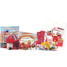 Monster Fire Safety Open House Kit, Stock