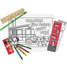 Fire Safety Fun Kit, Stock