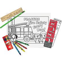 Fire Safety Fun Kit, Stock