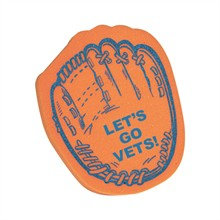 Foam Baseball Mitt, 13""