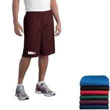 Sport-Tek® Long Mesh Shorts