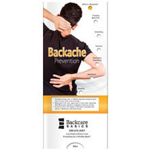 Backache Prevention Pocket Sliders™