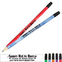 Learn Not to Burn Know 2 Ways Out Mood Pencil