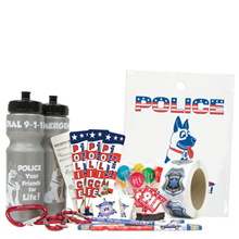 Deluxe Police Open House Kit, Stock