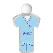 Uniform Hand Sanitizer Gel - Scrub, 2.19oz.