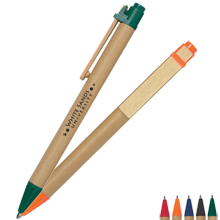 Eco Friendly Paper Barrel Pen