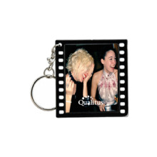 Filmstrip Slip-In Photo Keytag, 2""