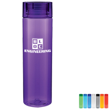 Totally Tubular Tritan Bottle, 32oz., BPA Free