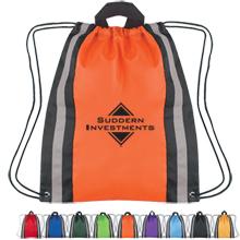 Reflective Nylon Sports Pack, Large