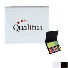 Deluxe Sticky Note Holder - Full Color
