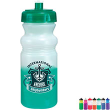 Mood Color Changing Cycle Bottle with Full Color Imprint, 20oz.