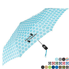 "totes® Auto Open/Close Umbrella, 43"" Arc"
