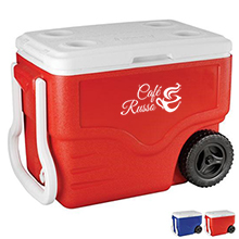 Coleman® 40-Quart Wheeled Cooler