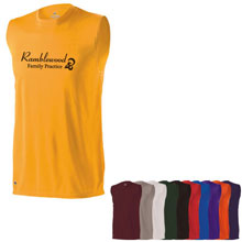 Flex Sleeveless Sports Shirt