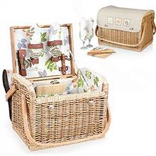 Kabrio Wine & Cheese Picnic Set - Botanica Collection