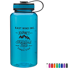 Malibu Tritan Wide Mouth Sports Bottle, 34oz., BPA Free
