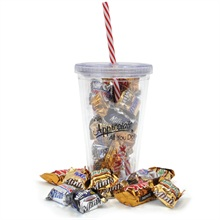 Appreciation Sip Tumbler & Mini Chocolates Treat Set, Stock