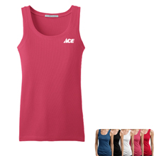 Port Authority® - Ladies Concept Rib Stretch Tank