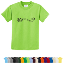 Port & Company® - Youth 5.4-oz 100% Cotton T-Shirt