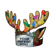 Multi-Color Antlers Play Hat