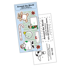 Holiday Gift Tags - Christmas Shapes