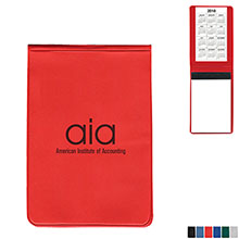 Traditional Note Jotter w/ 2-Year Calendar