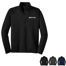 Sport-Tek® - Sport-Wick® Stretch 1/2-Zip Pullover