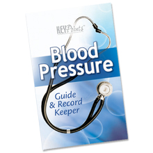 Blood Pressure Guide & Record Keeper Key Points™