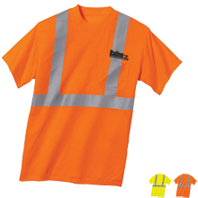 CornerStone® - ANSI Class 2 Safety T-Shirt