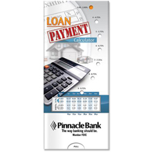 Loan Payment Calculator Pocket Sliders™