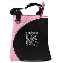 Celestial Convention Tote in Pink
