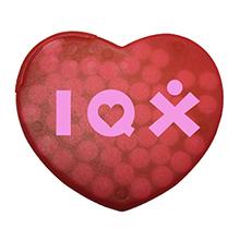 Heart Shaped Credit Card Sugar Free Mints