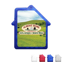 House Shaped Credit Card Sugar Free Mints
