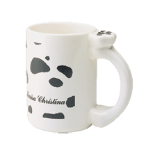 Dog Paw Handle Mug, 13 oz.