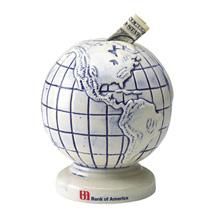 Ceramic World Globe International Bank