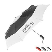 """totes® Automatic Open Color Block Umbrella, 43"""" Arc"""