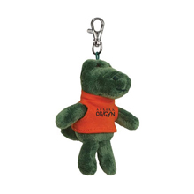 Gator Wild Bunch Plush Key Tag
