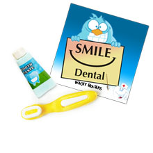 Japanese Erasers, Dental Theme