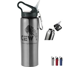 Expedition Stainless Steel Bottle, 24oz.