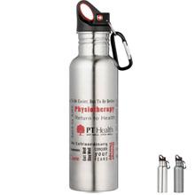 Wenger® Stainless Steel Bottle, 26oz.