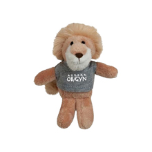 Lion Wild Bunch Plush Magnet